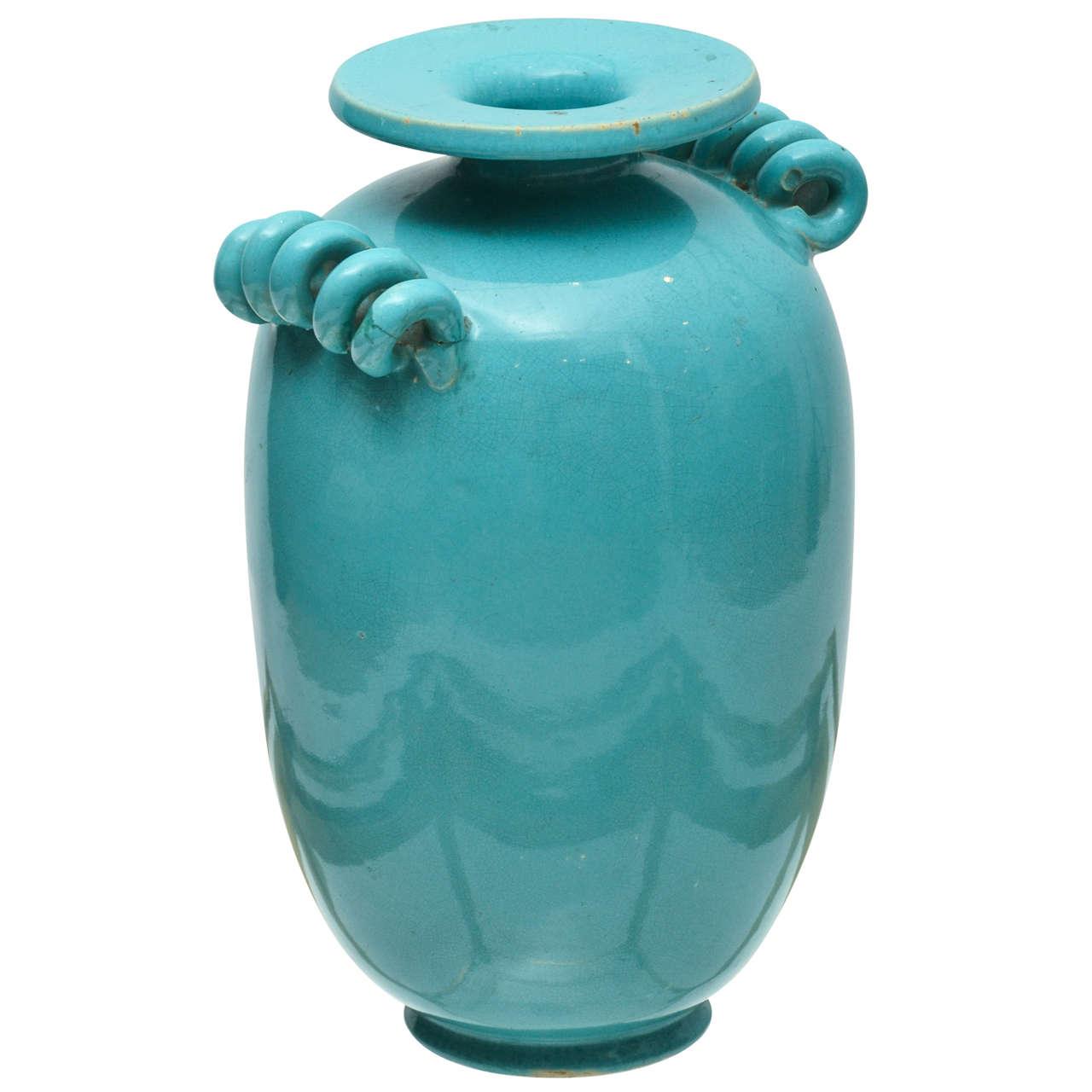 Mid century modern dutch art deco pottery vase by geuren for sale mid century modern dutch art deco pottery vase by geuren for sale reviewsmspy