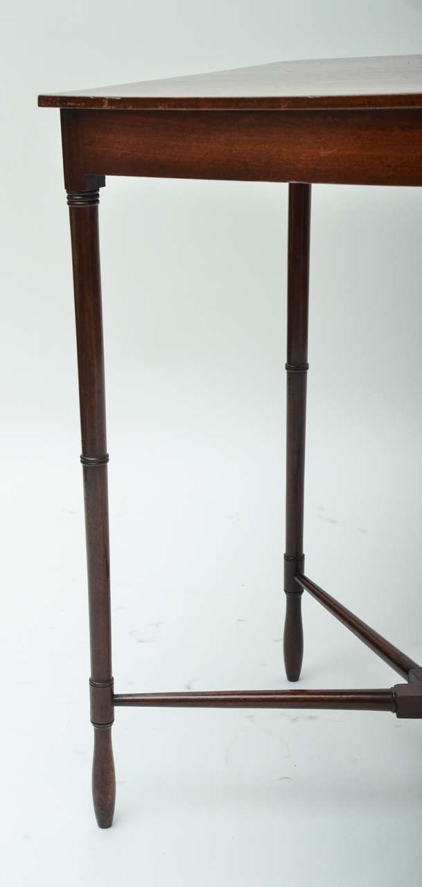 18th Century Mahogany Spider Leg Side Table For Sale 2