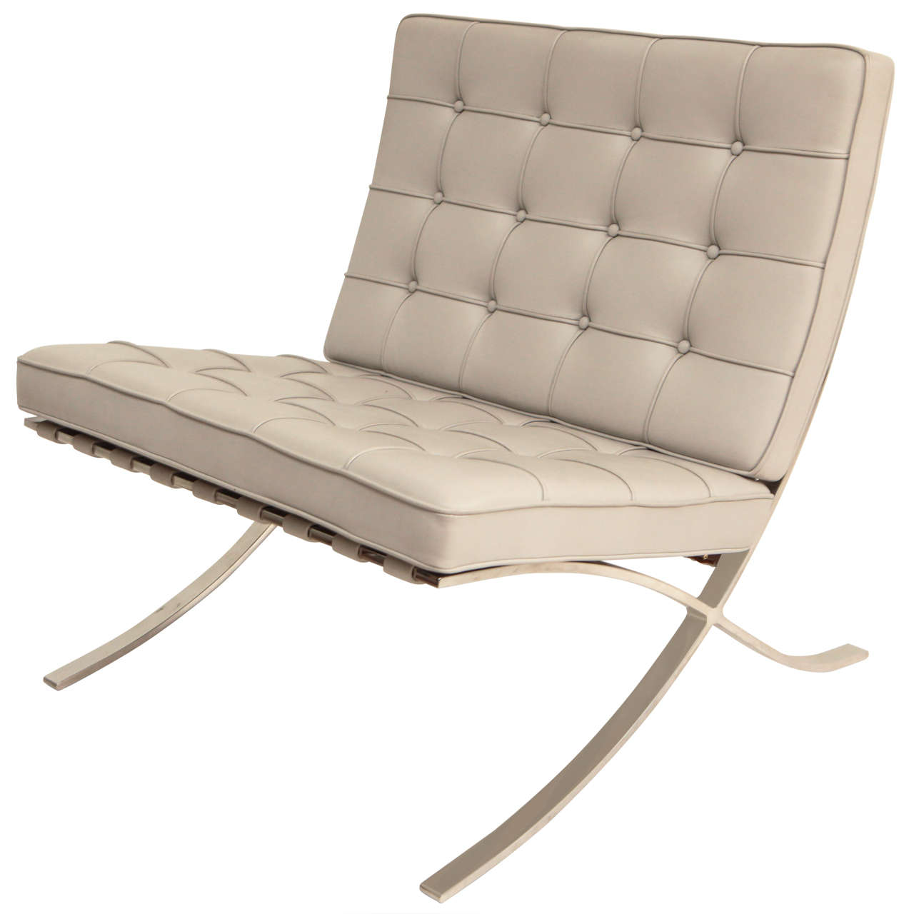 Mies van der rohe chair - Mies Van Der Rohe Barcelona Chair For Knoll 1929 1948 1
