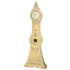 Late 18th Century Swedish Period Extraordinary Collectible Mora Clock