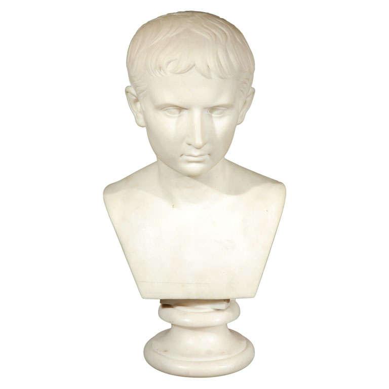 19th Century Bust of Napoleon