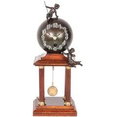 Danish Mantel Clock