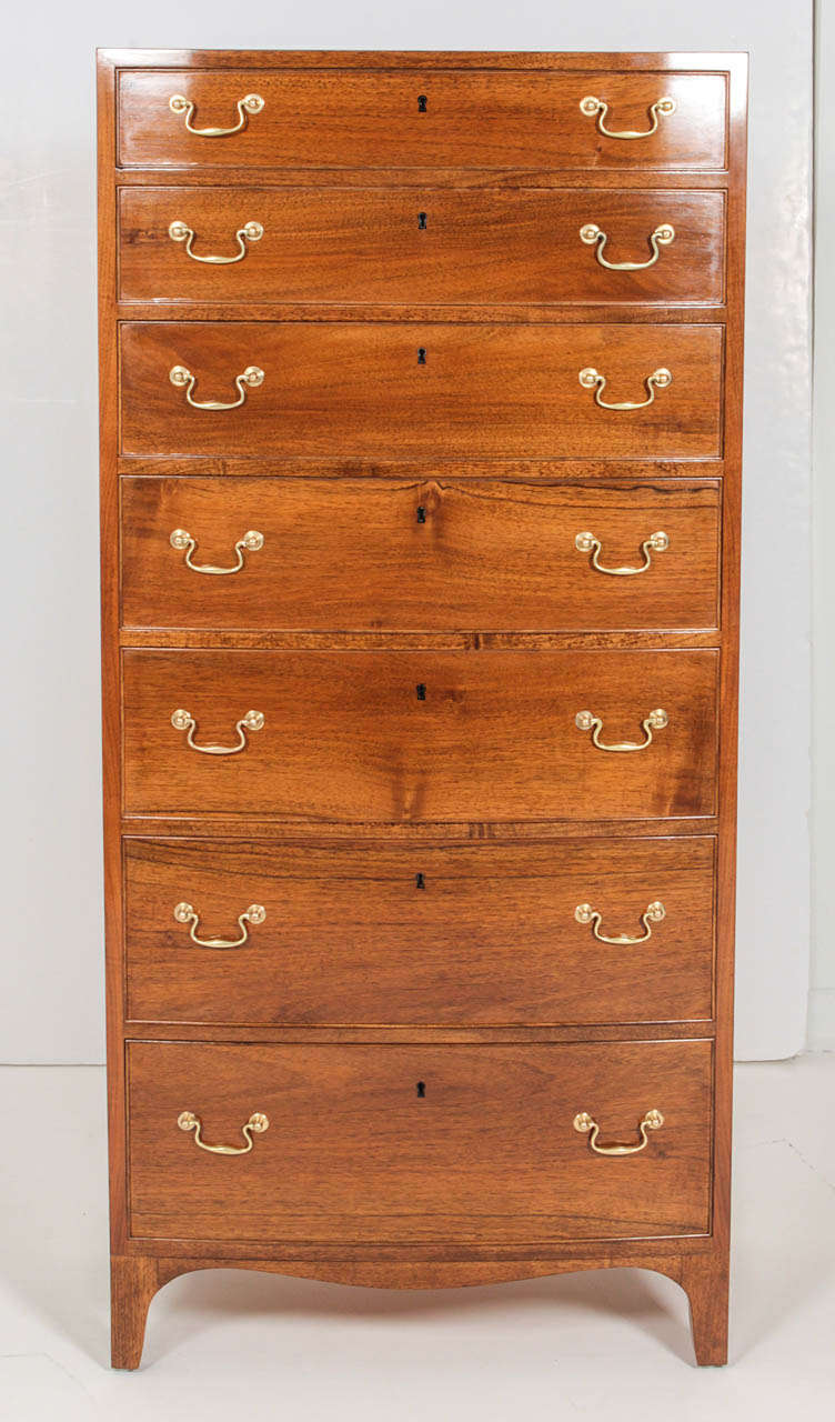 Frits Henningsen Chest Of Drawers At 1stdibs