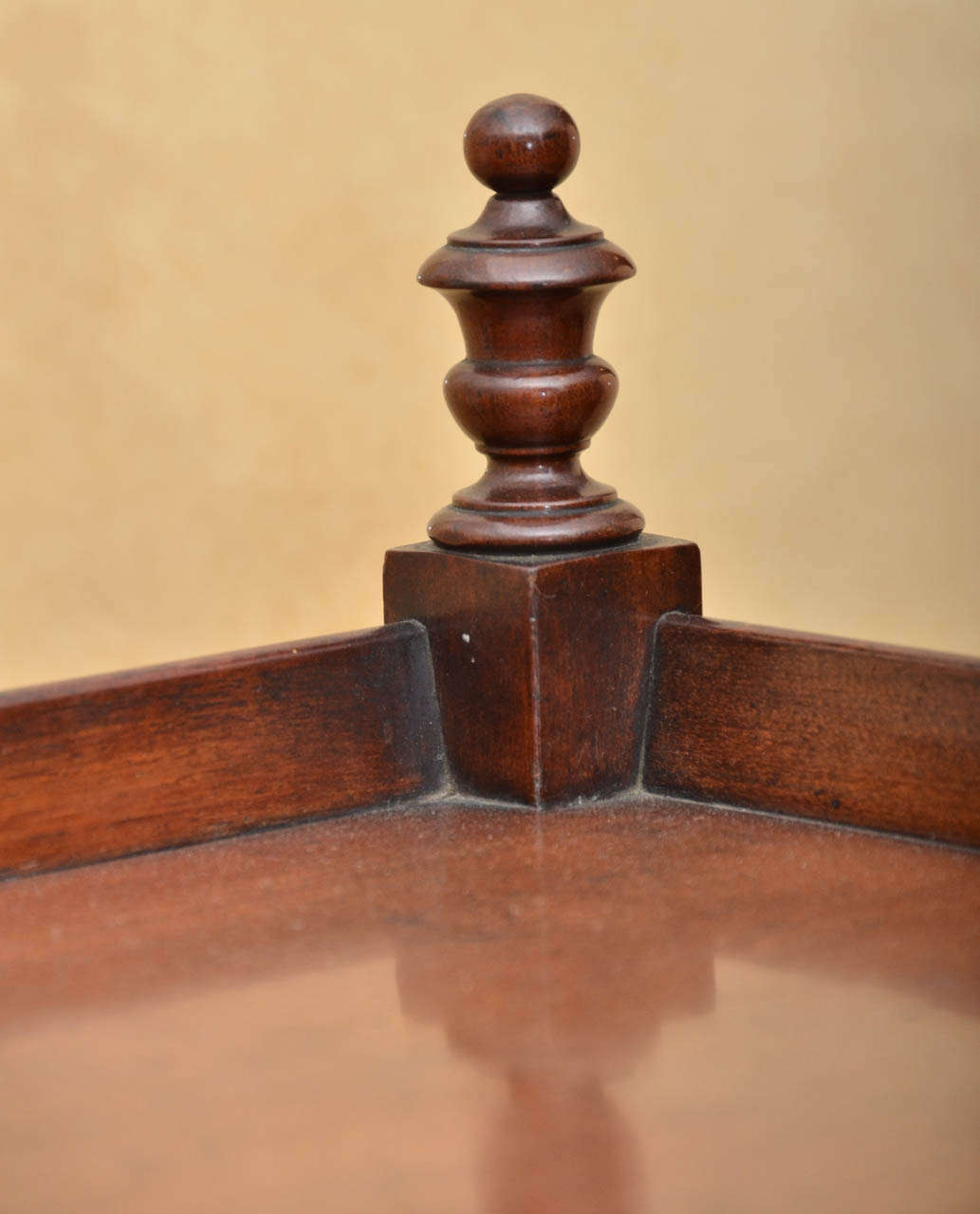 Early 19th Century Mahogany Étagère For Sale 5