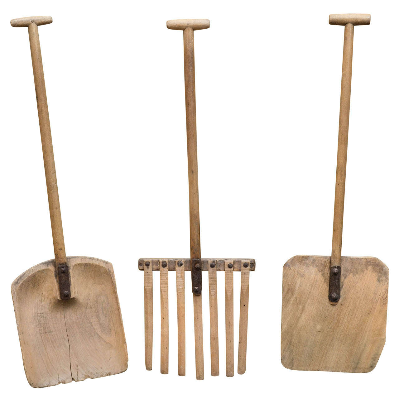 19th Century Suffolk Sycamore Brewery Tools At 1stdibs