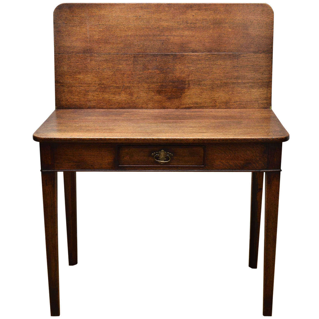 19th century gateleg folding tea table for sale at 1stdibs - Gateleg table with folding chairs ...