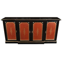 Sophisticated French Credenza