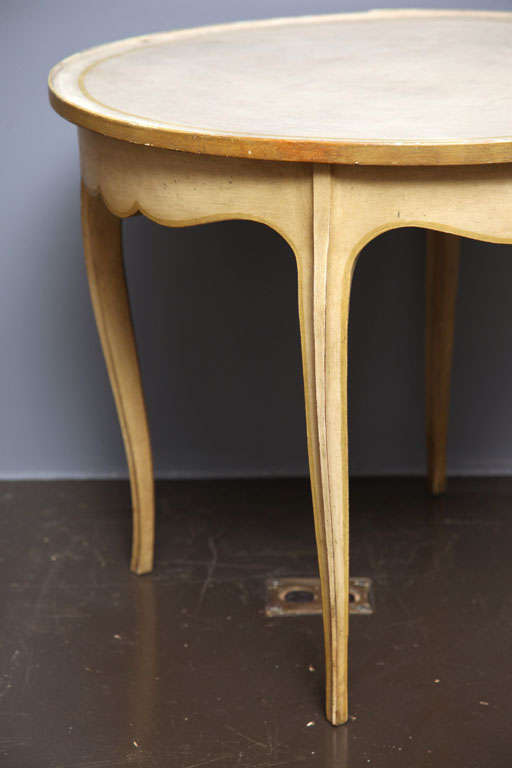 Small Round Side Table For Sale At 1stdibs