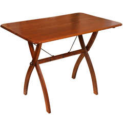 Cherry Coaching Table