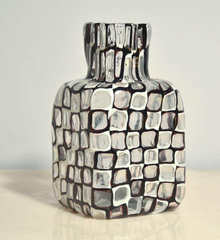 """Vase serie """"Occhi """" by Tobia Scarpa for Venini Murano 2"""