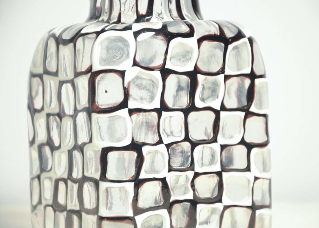 """Vase serie """"Occhi """" by Tobia Scarpa for Venini Murano 3"""