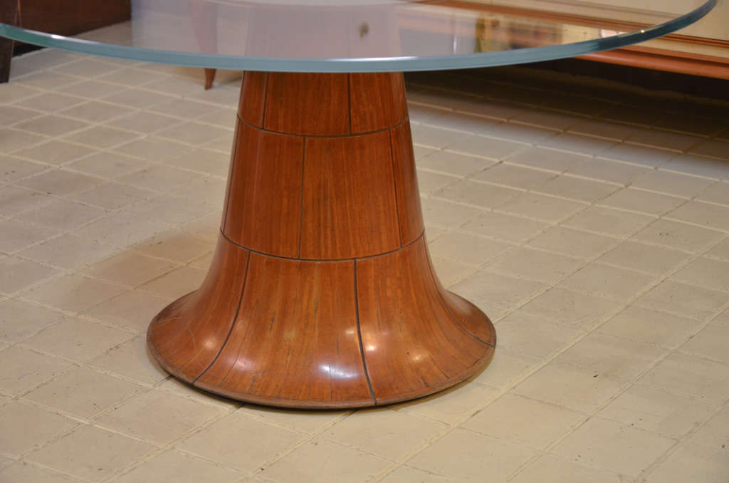 Coffee Table By Paolo Buffa In Good Condition For Sale In Firenze, IT