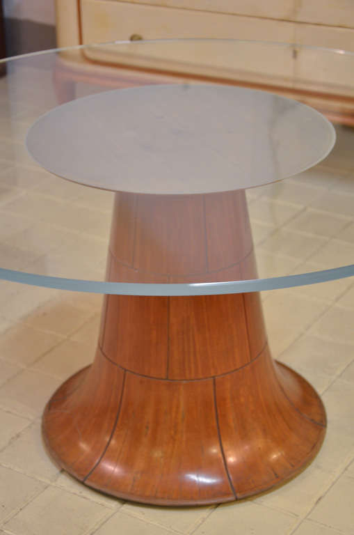 Mid-20th Century Coffee Table By Paolo Buffa For Sale