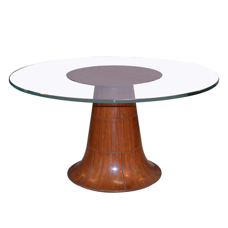 Coffee Table By Paolo Buffa For Sale