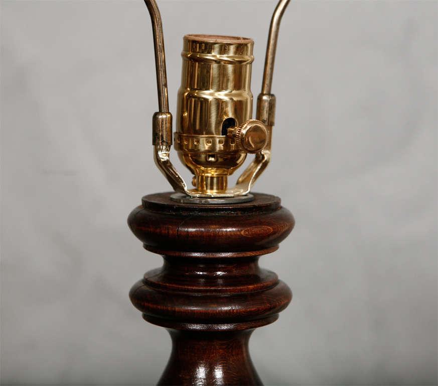 antique floor lamp with shelf at 1stdibs. Black Bedroom Furniture Sets. Home Design Ideas