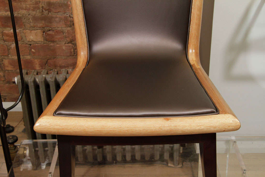 Set of Ten Dining Chairs by James Mont 5