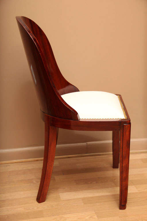 set of 6 superb art deco dining chairs 3 art deco dining chair
