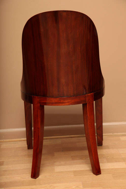 set of 6 superb art deco dining chairs 5 art deco dining 6