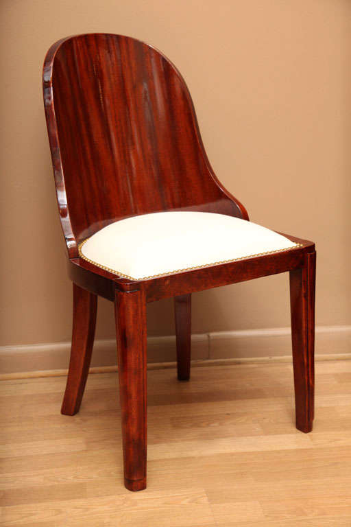 set of 6 superb art deco dining chairs 2 art deco dining 6