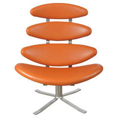 Poul M Volther - Corona Easy Chair, model EJ 5