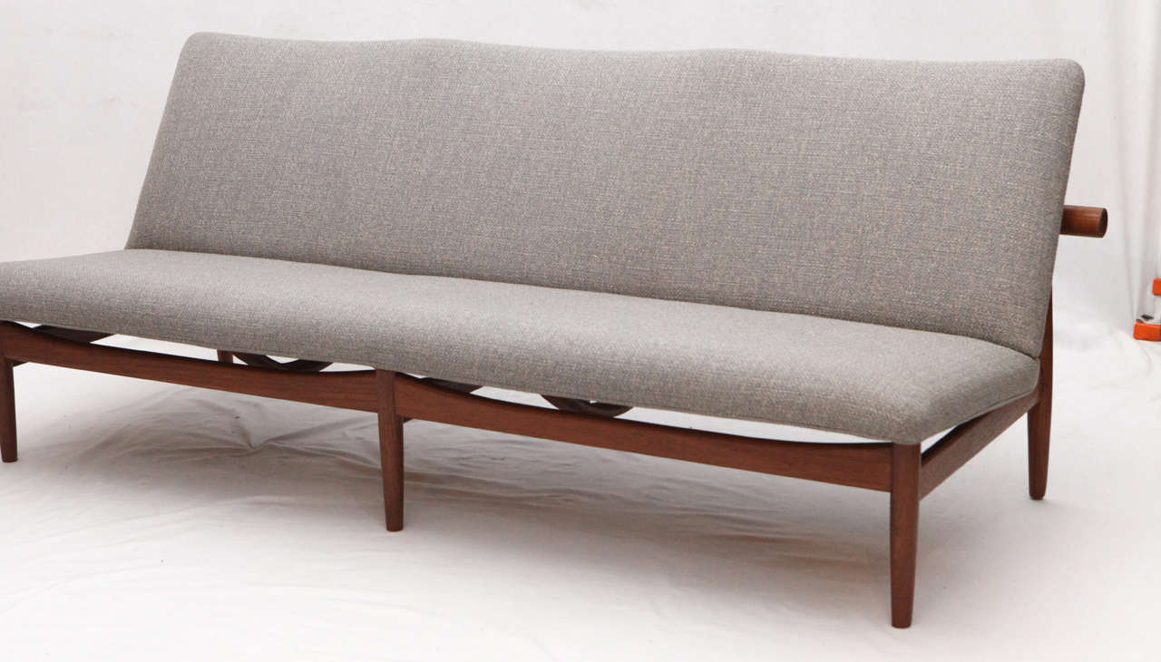 finn juhl japan sofa for sale at 1stdibs. Black Bedroom Furniture Sets. Home Design Ideas