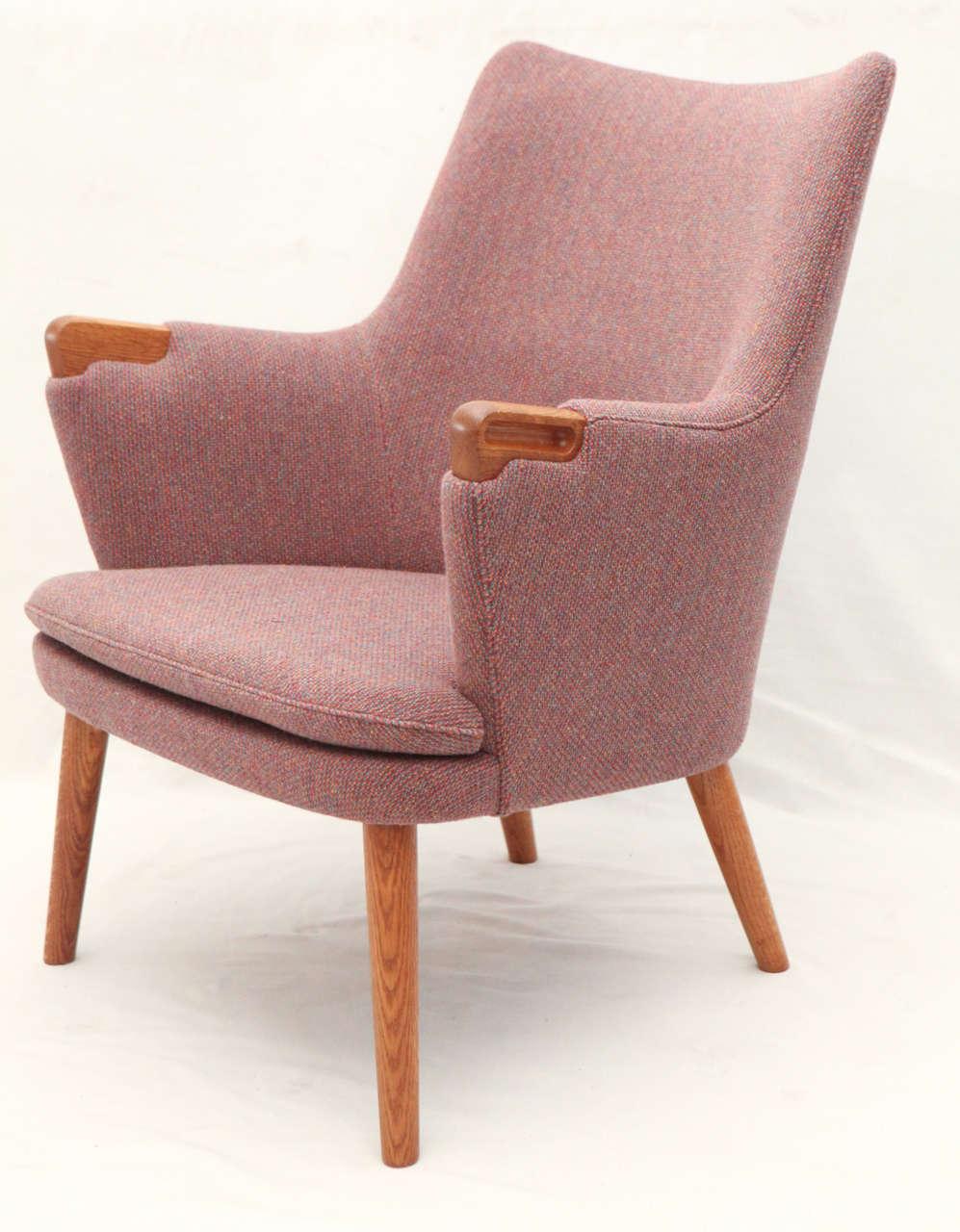 Hans Wegner AP20 Lounge Chair 3