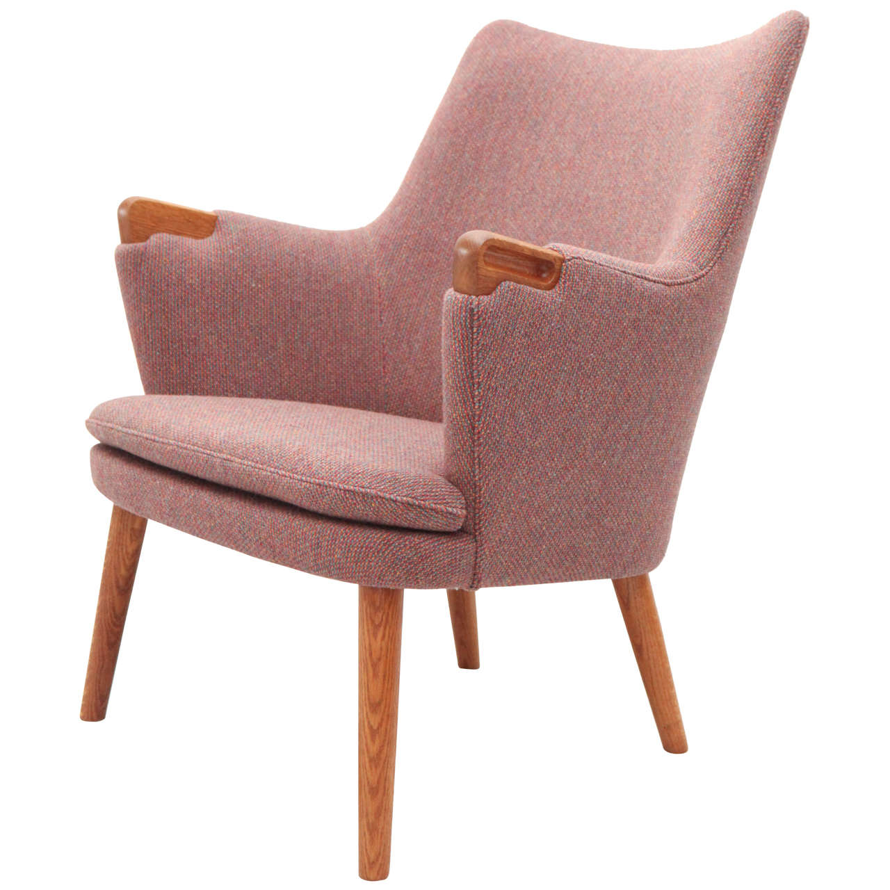 Hans Wegner Ap20 Lounge Chair For Sale At 1stdibs