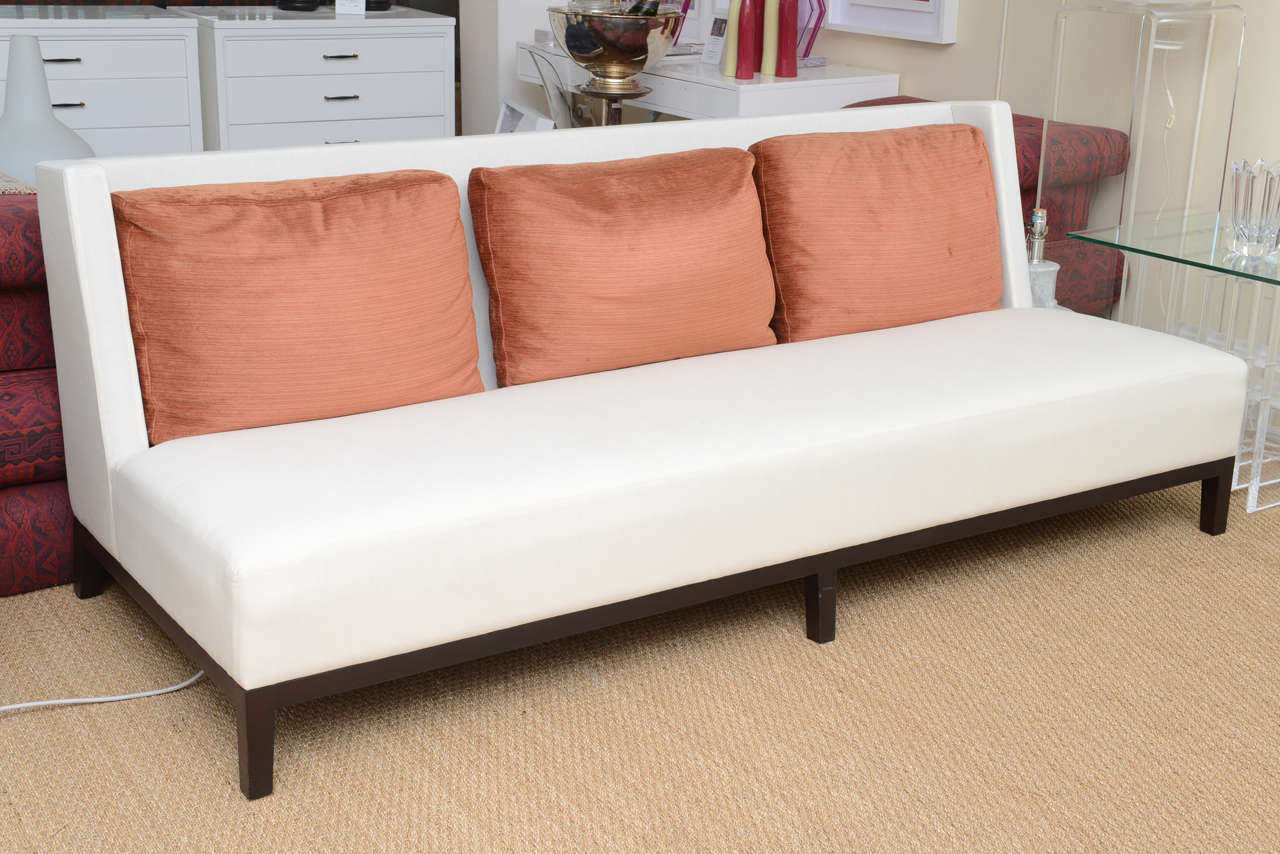 Christian Liaigre Latin Sofa At 1stdibs