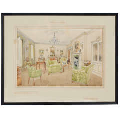 1956 Waring and Gillow Design for Grosvenor House