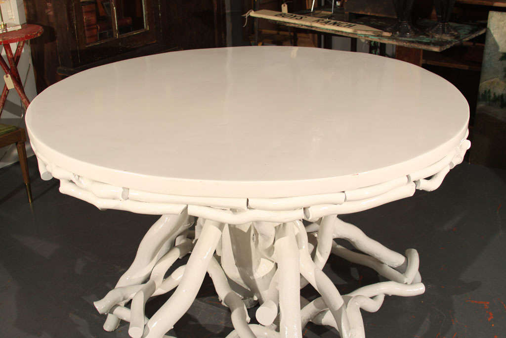 Lacquered Twig Center Table 1