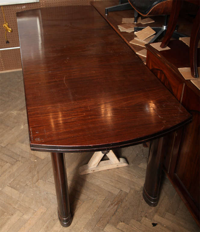 Quot Betty Joel Quot Rosewood Dining Table For Sale At 1stdibs