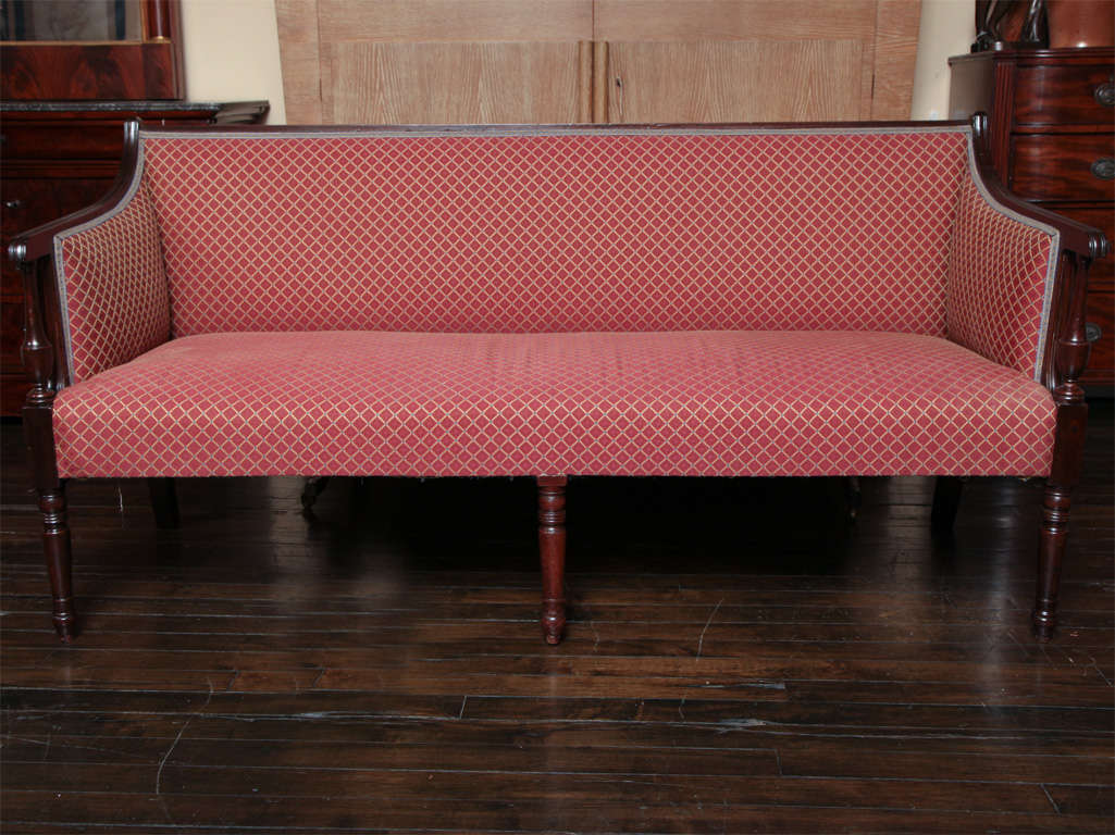 19th century, English Regency sofa 2