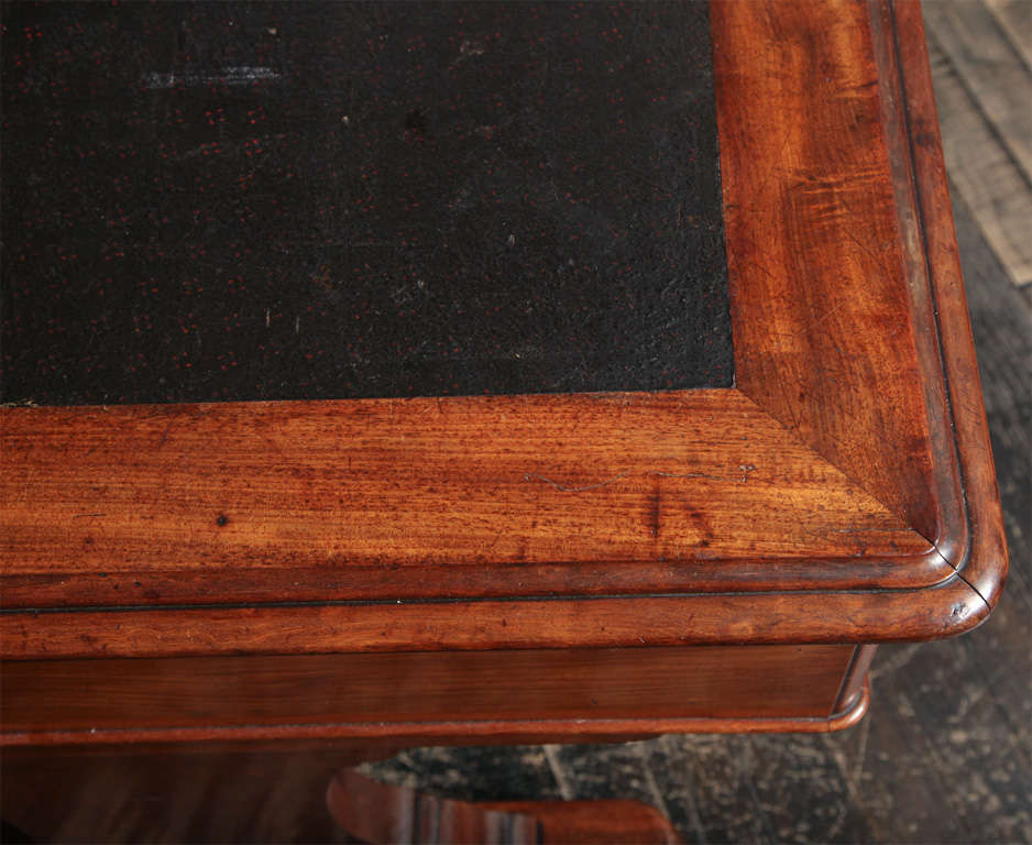 19th Century English Partners Desk For Sale 2