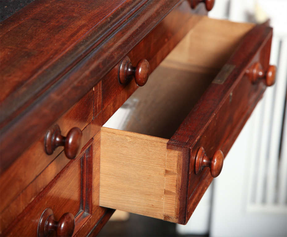 19th Century English Partners Desk For Sale 6
