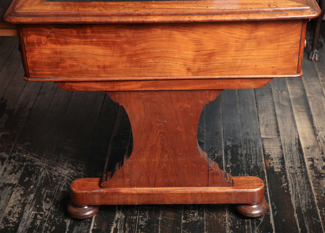 19th Century English Partners Desk For Sale 7