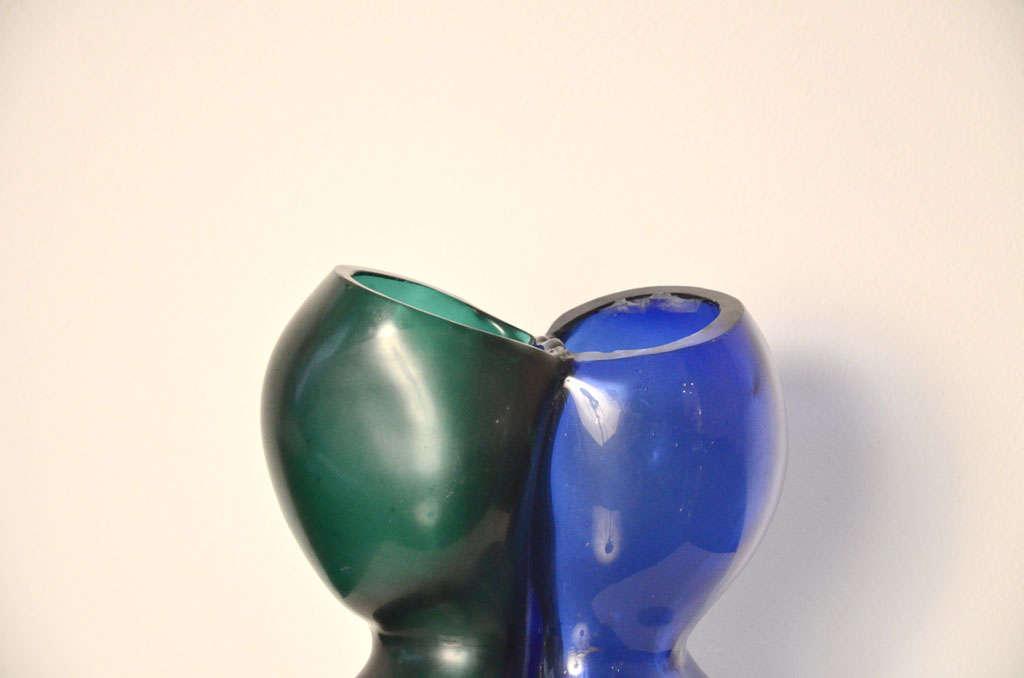 Italian Cenedese Vase by Antonio Da Ros, 1960s For Sale