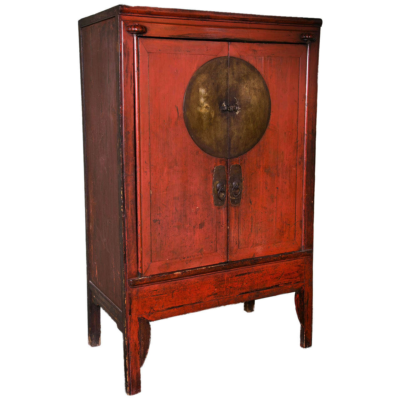 Asian style cabinet at 1stdibs for Oriental cupboard
