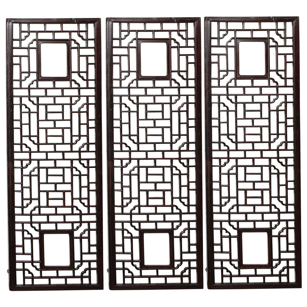 Gallery of decorative screen panels