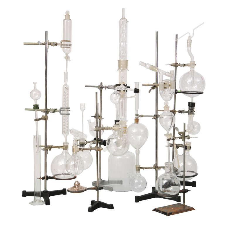 Chemistry Lab Kits Old Fashioned