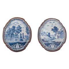 Rare Delft Plaques