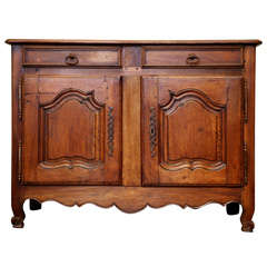 French Fruitwood Buffet