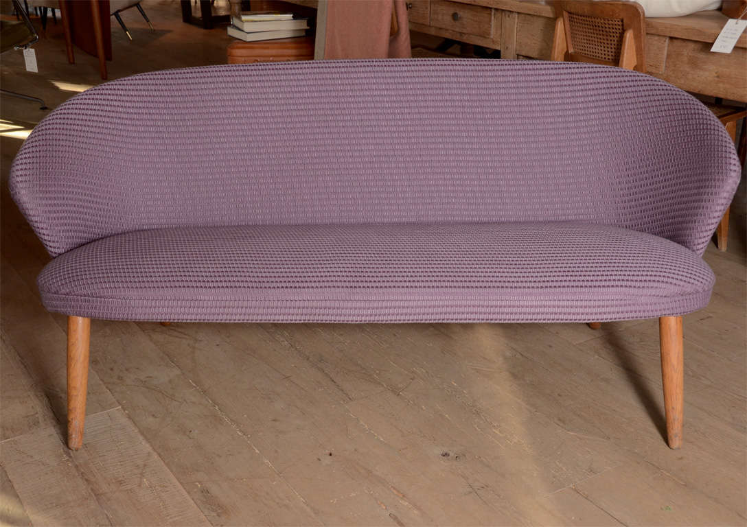Midcentury Danish Sofa In Good Condition For Sale In Sag Harbor, NY