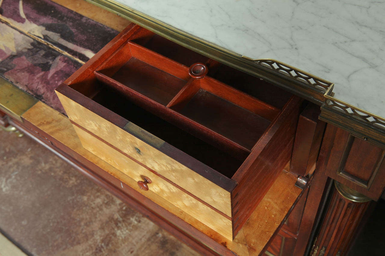 French Napoleon Iii Style Butler S Chest At 1stdibs