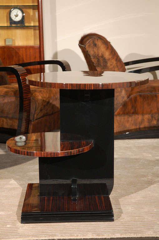 Art Deco Modernist Side Table attributed to Denham Maclaren