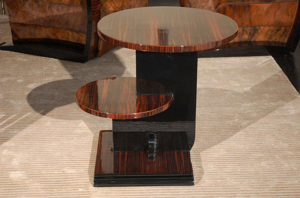 British Modernist Side Table attributed to Denham Maclaren