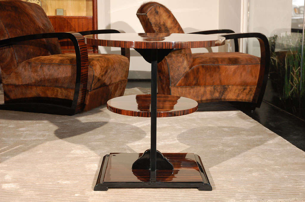 Modernist Side Table attributed to Denham Maclaren 3