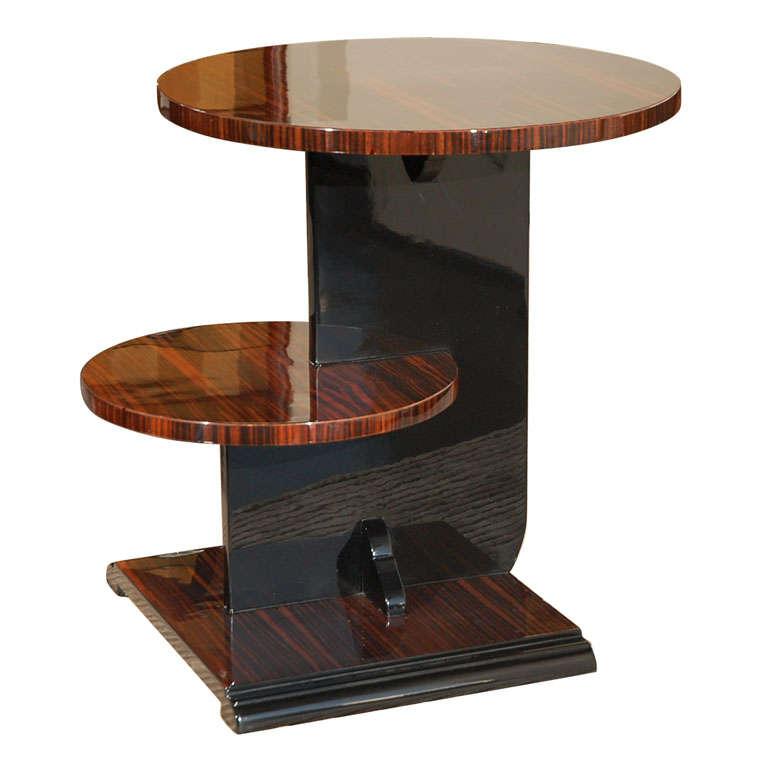Modernist Side Table attributed to Denham Maclaren