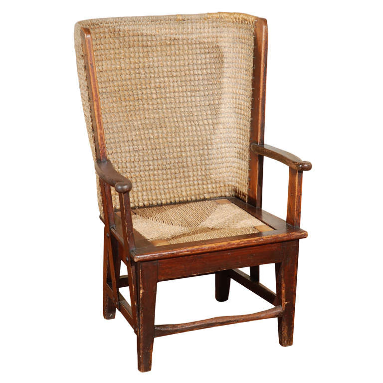 Child's Highback Chair