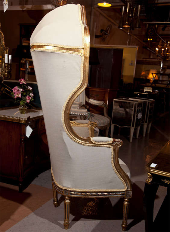 Pair of French Porter's Chairs 2