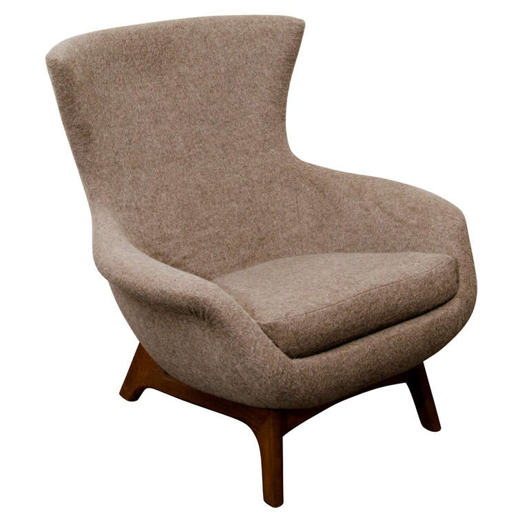 Scandinavian lounge chair - Scandinavian chair ...